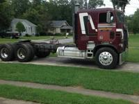 1977 cabover When purchased 350 cummins pulled it out