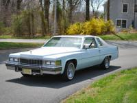 1977 Cadillac Coupe DeVille - Excellent Condition