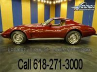 1977 Chevrolet Corvette in great condition. This