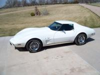 1977 Chevrolet Corvette Stingray T-Tops For Sale in