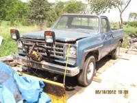 Truck needs some brake work and a tune up and radiator