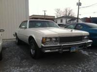 I have a 1977 Chevy Caprice 2dr with a 305 engine and