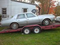 4 door clean frame, low miles, garage kept, body is in