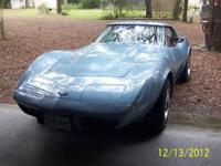 1977 Chevyrolet Corvette 19.000 org. miles Sport coupe