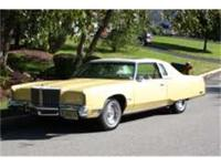 1977 Chrysler New Yorker St. Regis Custom Sun Burst