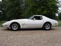 Selling my 1977 Chevrolet Corvette. This car has