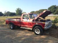 Great truck 4x4 works great has trailer hitch and the