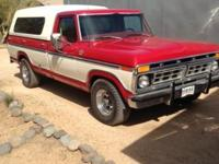 1977 Ford F-150 for sale (AZ) - $18.900 '77 Ford F-150
