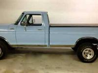 1977 Ford Ranger F150 in Excellent Condition Blue
