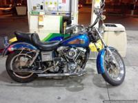 "Harley-Davidson titled with S&S 88"" stroked shovelhead"