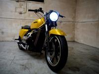 1977 Honda Goldwing GL1000 Show Bike-For a faster