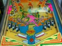 InterFlip (Spain) Dragon pinball (12/77). An