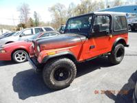 CUSTOMER CONSIGNMENT 4X4, 3 SPEED MANUAL, NEW