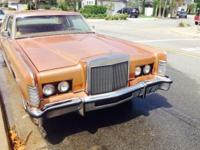 1977 Lincoln, Runs and looks great inside and out