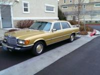 The 450 SEL is one of the most popular Mercedes ever
