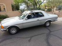 1977 Mercedes Benz in Excellent Condition 2 Owners