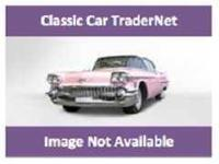 1977 MG MGB Convertible This American classic currently