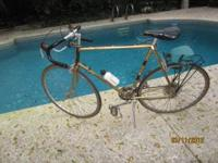 Really nice Motobecane bicycle Im pretty sure its a