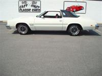 Stk#146 1977 Oldsmobile Cutlass Salon Exterior: White