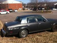 1977 Oldsmobile Cutlass Supreme with 4 new tires, stock
