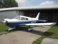 1977 Piper PA-28-140 Airplane. Registration# N7274F,