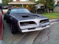 77 firebird formula $3800 with trans Am Fenders NO