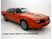 NSN-123..1977 Pontiac Trans-Am FireBird Coupe with
