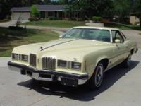Here Is A Very Nice Old 1977 Pontiac Grand Prix.I Am