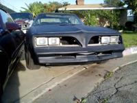 77 Trans AM 4.3 ENGINE, 10,000 MILES AFTER REBUILD 350