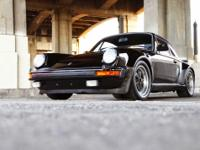 1977 930 TURBO CARRERA-USA SPEC SMATCHING CAR WITH LESS