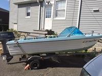 1977 Pulsar Fishing Boat good condition with Yamaha