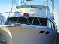 Price Reduced to $8,900, 1977 Silverton - 34 FT