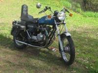 1977 Triumph 750 Bonneville. A real masterpiece a