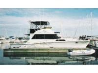 The Uniflite 42 is a sturdy West Coast fisherman with a