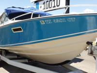Outstanding Value, $4,500, 1977 Wellcraft 25' Nova, in