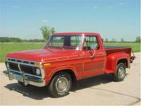 1977 Ford F-150 Shortbox. This will have to be the