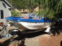 I have a 77 Sundance Tri Hull boat that is in wonderful