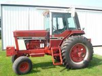 1978 1086 6600 hours New batteries Front weights Duals