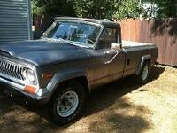 I have a total of 3 jeep j10s I have 2 1978s one has