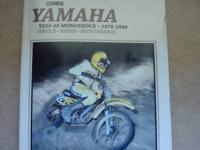 Clymer Yamaha service/repair/maintenance manual.