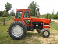1978 Allis Chamlers 7045. 145HP. 5,200 hours. Starts