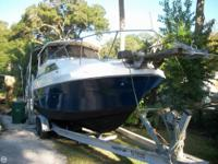 - Stock #79038 - 1978 Bayliner 28 Sunbridge Features: