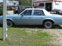 1978 Buick LeSabre in good condition. Automobile has