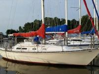 1978 C&C 34 Sloop Boat is located in