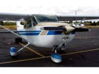 1978 Cessna 172N, 3600 TTAF, 1350 SMOH. Michel MX-385