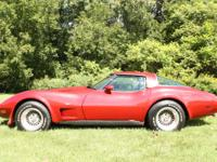 1978 Chevrolet CHEVY CORVETTE 25TH ANNIVERSARY MODEL