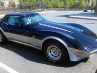 1978 Chevrolet Corvette 25th Anniversary Limited