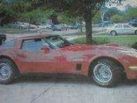 1978 Chevrolet Corvette in Excellent Condition Gray