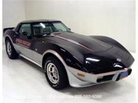 1978 CHEVROLET CORVETTE (PACE CAR), 115Z..1978 Corvette