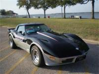 1978 Chevrolet Corvette Indy Pace Car, This has been a
